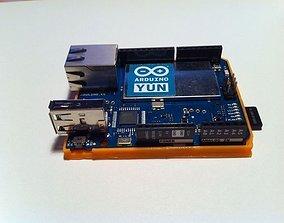 3D print model Arduino Y n Bumper