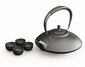 3D Teapot 03