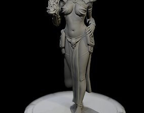 3D print model magic Necromancer
