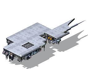 Future City - Universe City 02 3D model