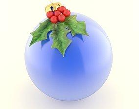 christmas ball 3D tree