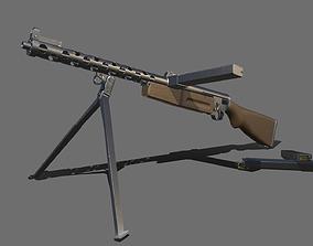 ZK-383 Submachine gun 3D model