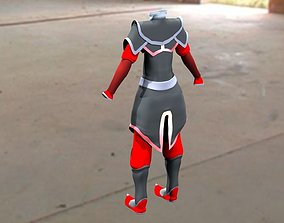 Clothes for Avatar Character 3D model
