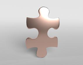 Jigsaw Symbol v1 011 3D model