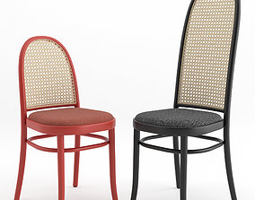 Morris Chairs by Thonet Vienna 3D