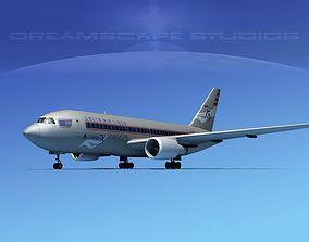 Boeing 767-200ER Delta 75 3D model