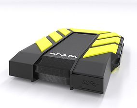3D model ADATA HD710 1Tb