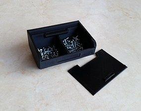 3D printable model Screw Box