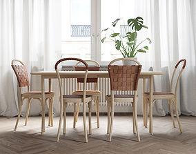 Jonas Bohlin Vilda Chair 3D
