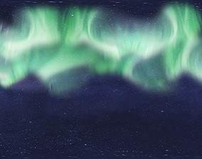 3D Skydome HDRI - Northern Lights 2