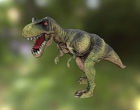 Tyrannosaurus Rex 3D model VR / AR ready