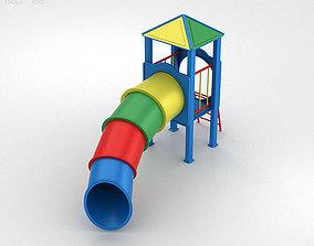 3D model Tube Slide Swing