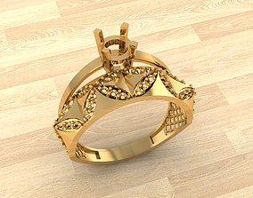 3D printable model Ring vRing v7