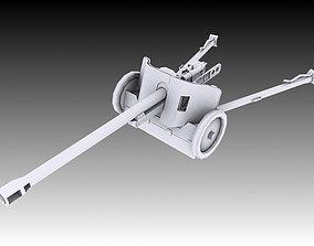 Pak 38 3D model