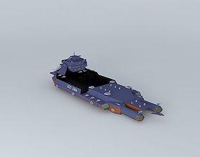 IGD Odin Counter destroyer class 3D