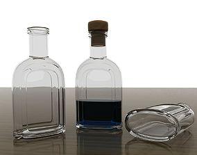Bottle 03 3D model