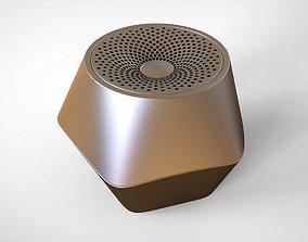 3D model Smart speaker