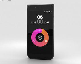 lcd 3D model Obi Worldphone MV1 Black