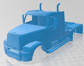 Tractor Trailer Printable Truck