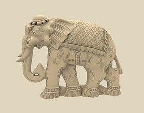 Elephant 3d models for artcam and aspire