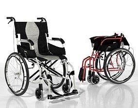 3D Karma Ergo Flight Wheelchair