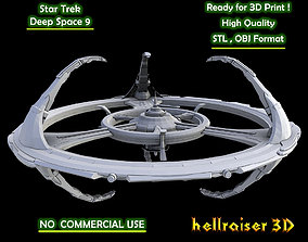 Star Trek - Deep Space 9 - 3D Printable Model ship