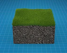 3D model Vray Grass
