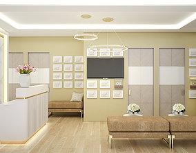 Beauty Clinic vray 3D