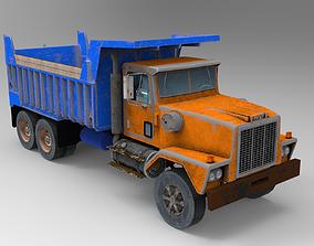 3D Pacific Truck Dump
