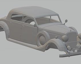 Mercedes Benz 320 Printable Body Car