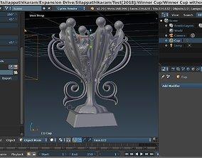 3D printable model Winner Cup