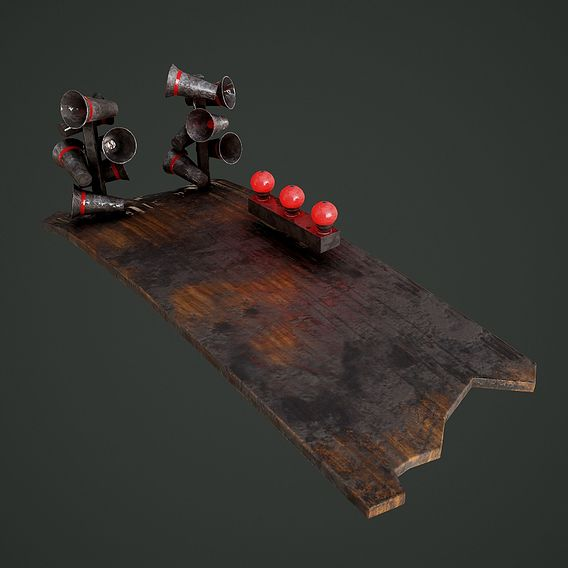 Megafons Board