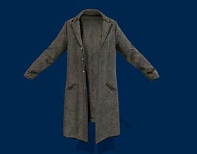 Coat 2 3D model