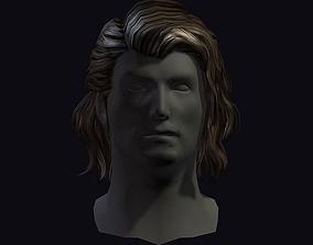 hair style 18 3D asset