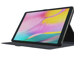 Samsung Galaxy Tab A7 3D model