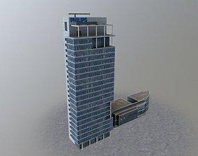 Amsterdam Philips building 3D model