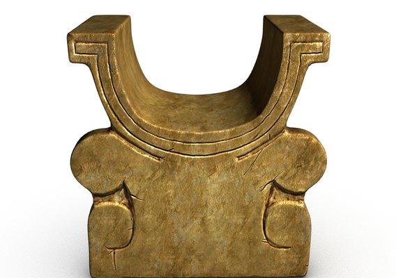 Inca Chair 03