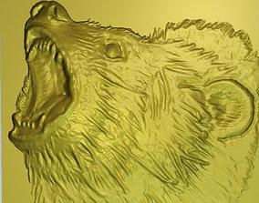 Brown Bear 3D printable model
