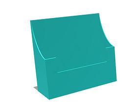 Paper Stand 3D print model
