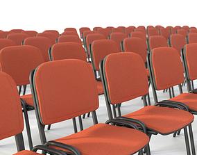 Meeting Room Chair 3D