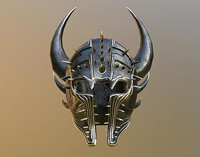 3D WEAR-004 Helmet