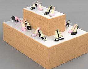 3D Wittner Women High Heel Shoes