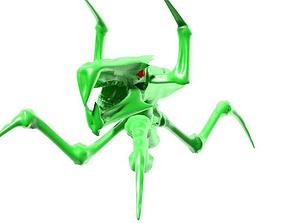3D Arachnid