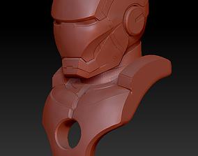 ironman mk7 bust 3D printable model