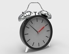 3D Classic Alarm Clock