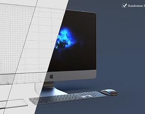 iMac Pro Set 3D asset