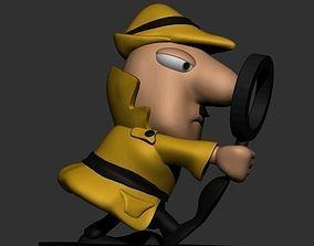 el inspector 3D model