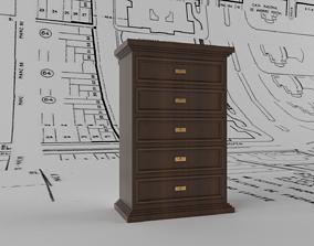 3D print model Gothic Cabinet