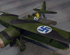 Fokker CX - Finnish 3D