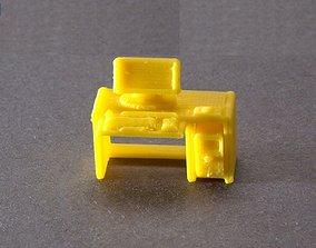 3D printable model Desk computer